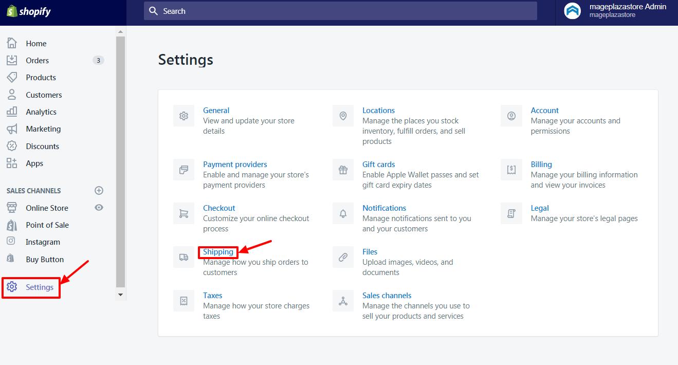 deactivate on-demand delivery services on Desktop