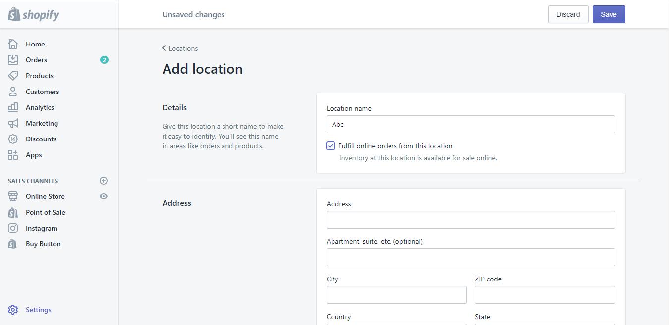 Create locations3